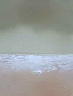 """Humid 14""""x18"""" acrylic on canvas"""