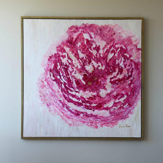 Laurie_Brady_Framed_flower_Evanston_Made