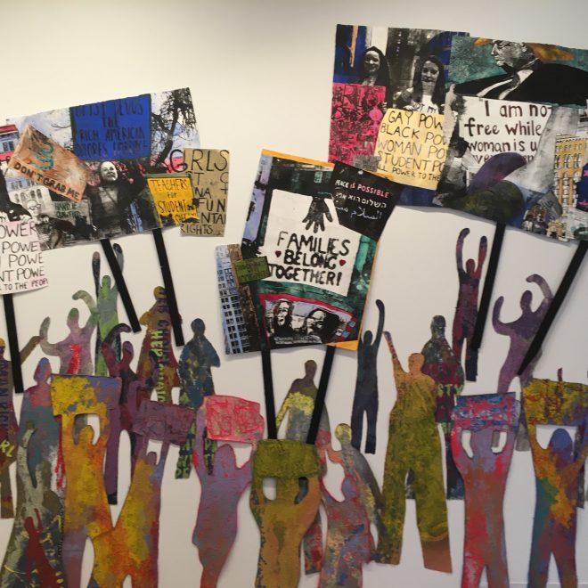 The March Lea Basile-Lazarus Evanston Made