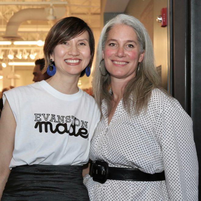 Gina Clark & Lisa D