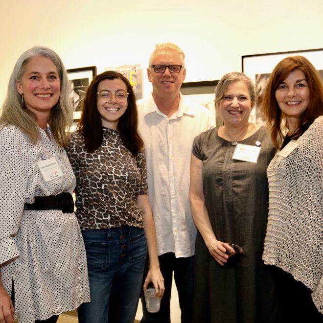 Lisa D, Kathy Halper & fam, Liz Cramer