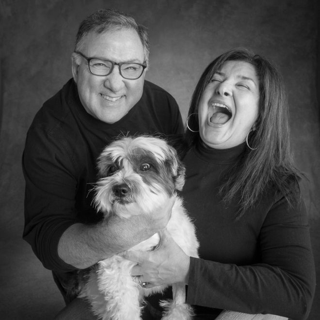 Dave, Stacey & Riley, 2018