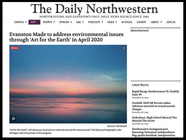 Daily Northwestern Border