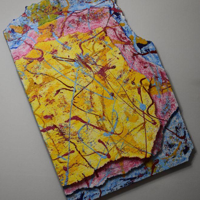 RG-13-Linoleum-Peeled-From-Pollocks-Studio