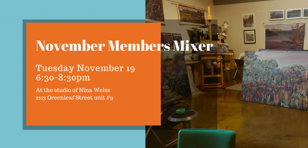 Nov Members Mixer