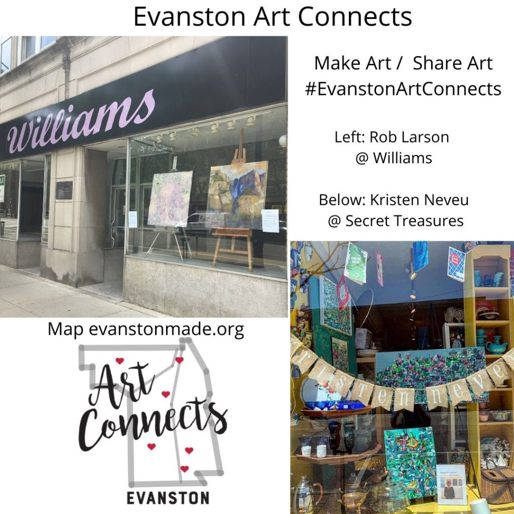 Evanston Art Connects