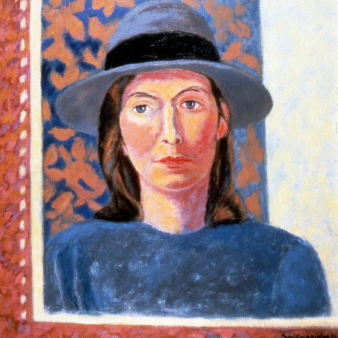 Self-PortraitWithFedora1