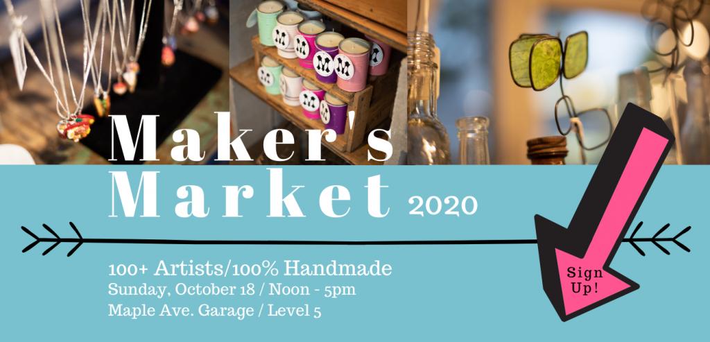 Maker's Market 2020