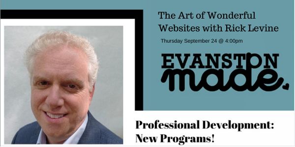 The Art of Wonderful Websites with Rick Levine