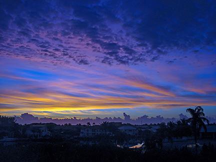 Sunrise, Delray Beach, Florida