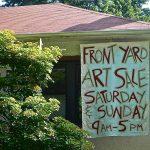 Amy O. Woodbury Art Sale, Evanston Artist