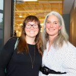 Evanston Made Fan, Anne Wolff