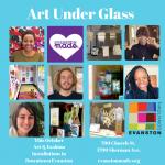 Art Under Glass, Evanston