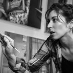 Daniela Kovacic by Joerg Metzner