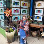 Ellen Greene Art, Soapie's, Evanston