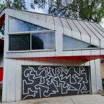 Cécile TrentiniGarage Door Project, Evanston