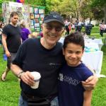 Harvey Pranian, YEA Day Evanston