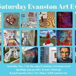 First Saturday Evanston Art Events