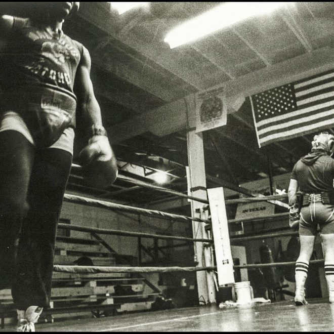 Boxing-Ft.Worth-Texas