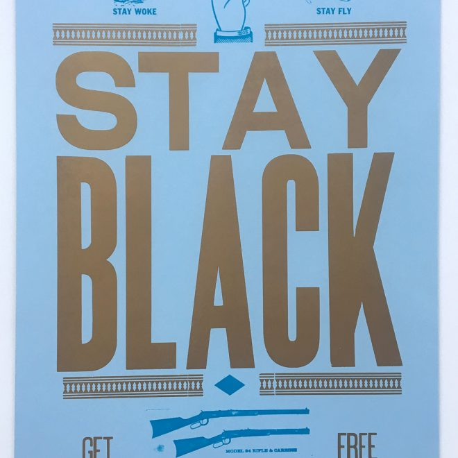 Stay-Black