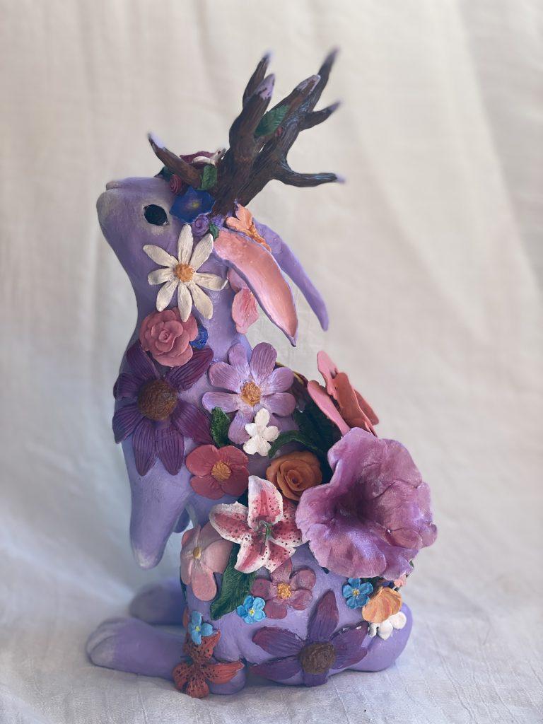 Jackalope-in-Bloom