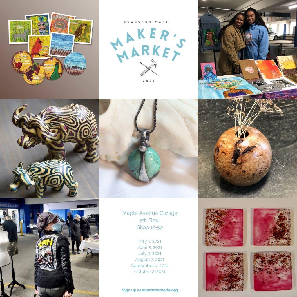 Maker's Market Sale