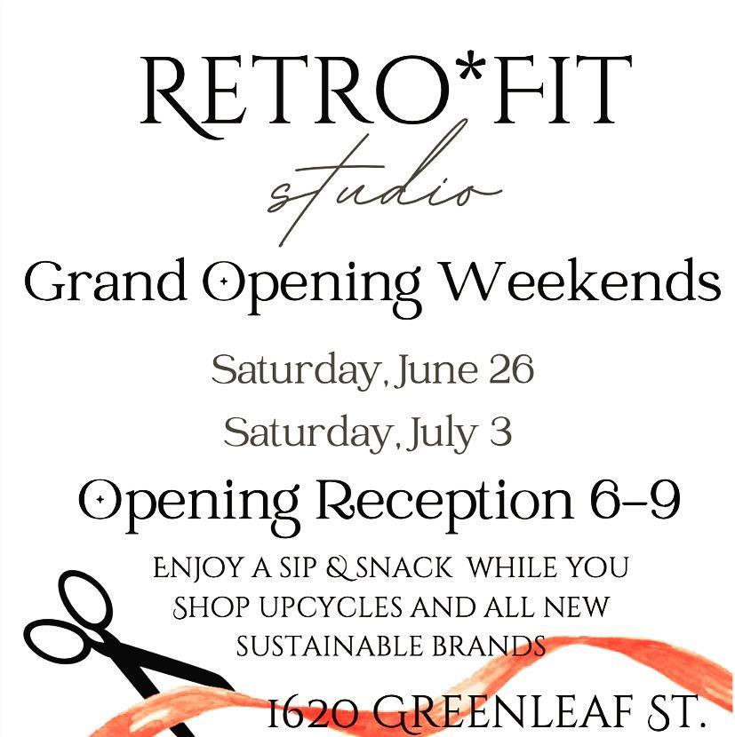 RetroFit Grand Opening Parties