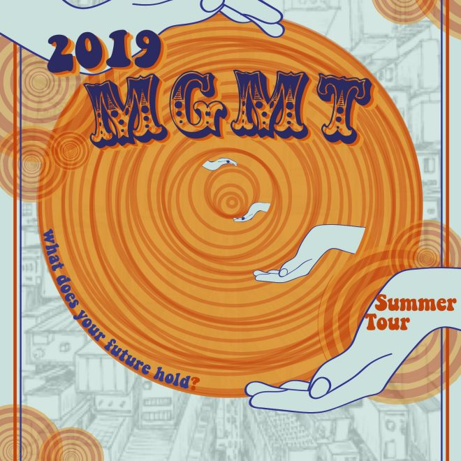 MGMT Tour Poster