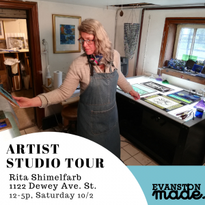 Evanston Made Artist Studio Tour