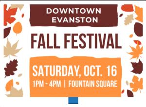 Downtown Evanston Fall Fest